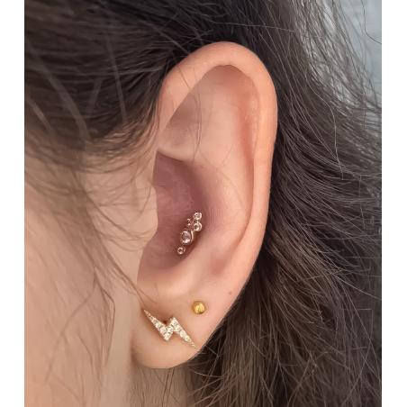 Cléa Piercing Conch et autres OR 18 Carats - 8