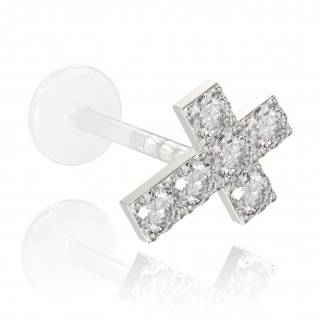 ©La Shining Cross Popart Piercing 2
