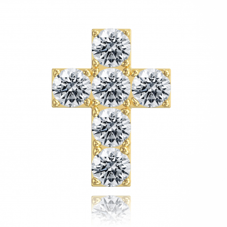 ©La Shining Cross Popart Piercing 3