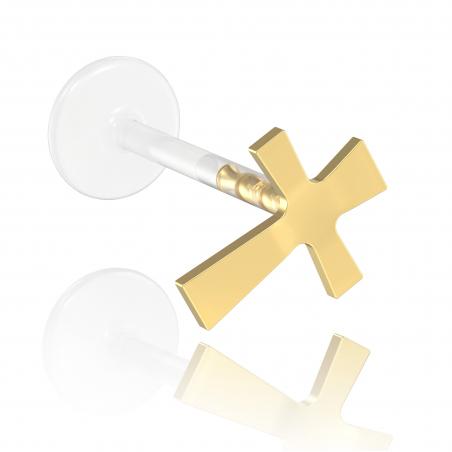 The Little Cross Popart Piercing 1