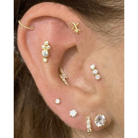 ©Le Pop Diamant 0,05 Carats Popart Piercing 11