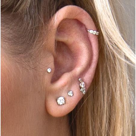 ©Le Pop Diamant 0,10 Carats  Popart Piercing 11