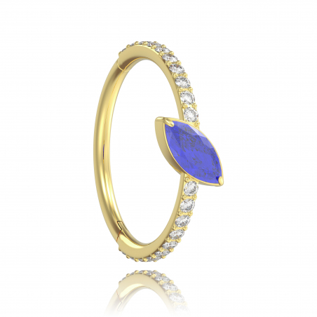 ©Le Topaze Ring Popart Piercing 1.1