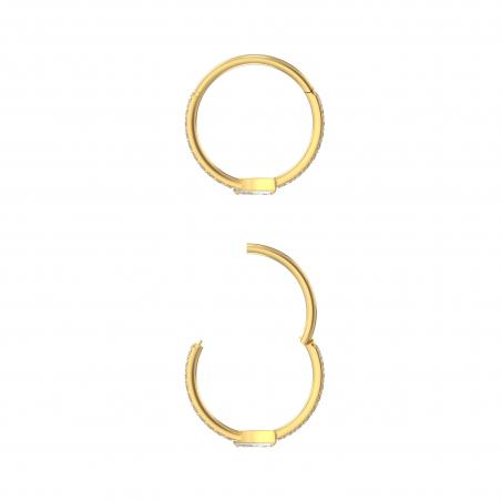 ©Le Topaze Ring Popart Piercing 3