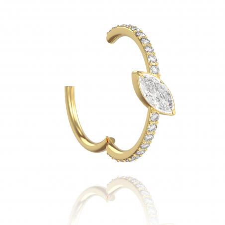 ©Le Topaze Ring Popart Piercing 2