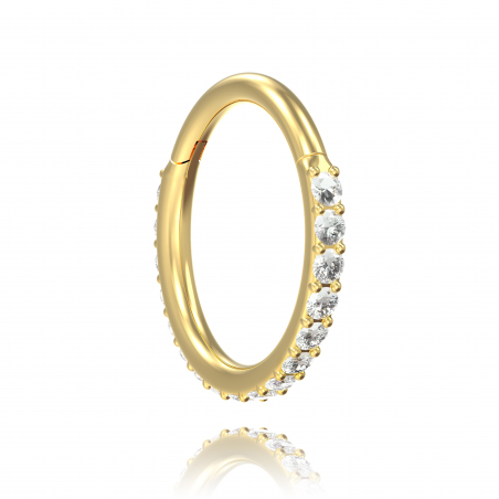 ©Le Ring Strass Clicker Popart Piercing 1
