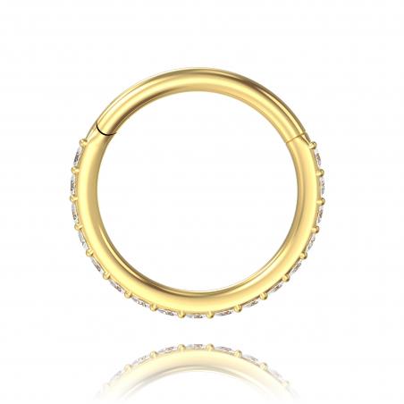 ©Le Ring Strass Clicker Popart Piercing 3