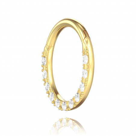 ©The Ring Daith Round Popart Piercing 1