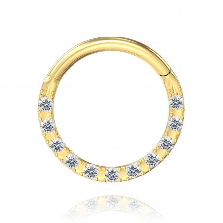 ©The Ring Daith Round Popart Piercing 2