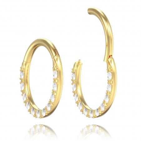 ©The Ring Daith Round Popart Piercing 4