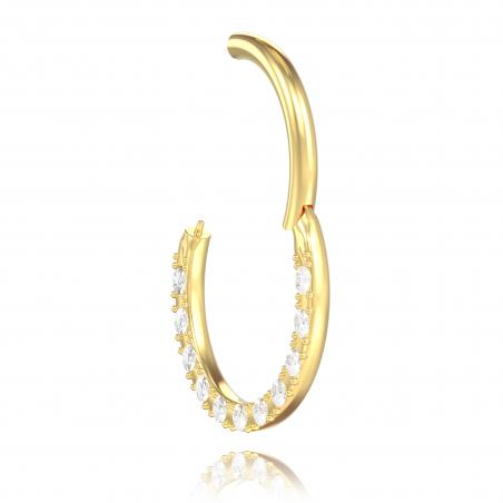 ©The Ring Daith Round Popart Piercing 5