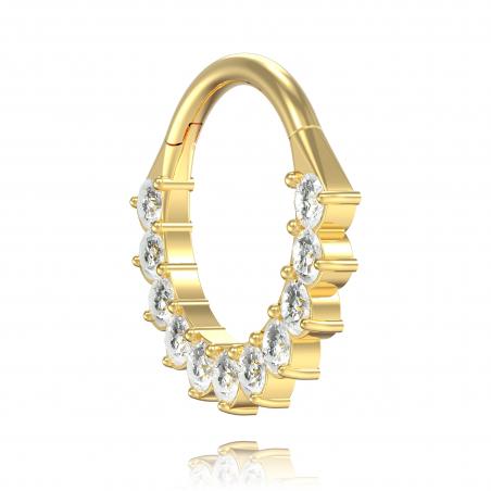 ©Le Spike Ring Popart Piercing 1