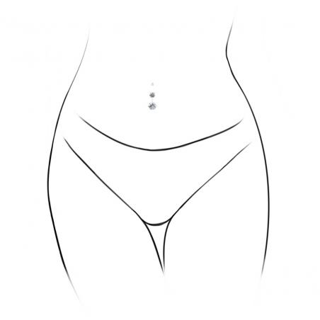 ©Le Belly Pendant Popart Piercing