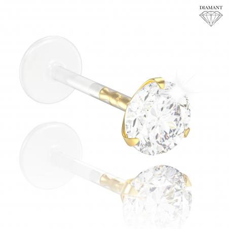 ©L'Éclat Diamant Popart Piercing 1