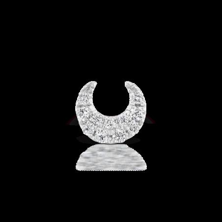 Bijou Piercing Maria Tash - Lune - 4