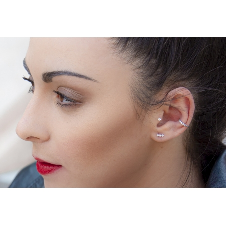 piercing conch tragus anti helix - 6