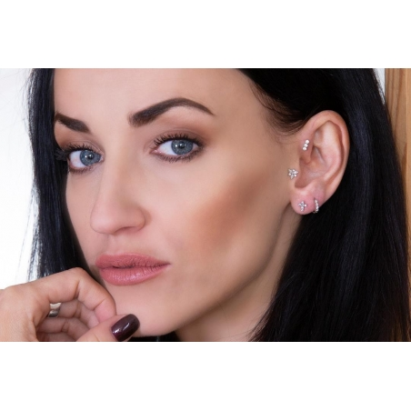 piercing conch tragus anti helix - 5